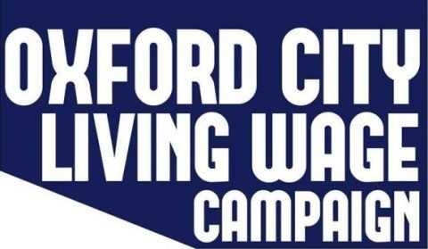 Oxford City Living Wage